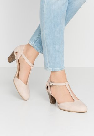Pumps - rose