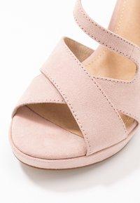 s.Oliver - Sandaler med høye hæler - rose - 2