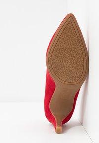 s.Oliver - Klassieke pumps - red - 6