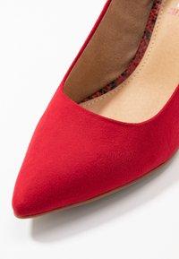 s.Oliver - Klassieke pumps - red - 2