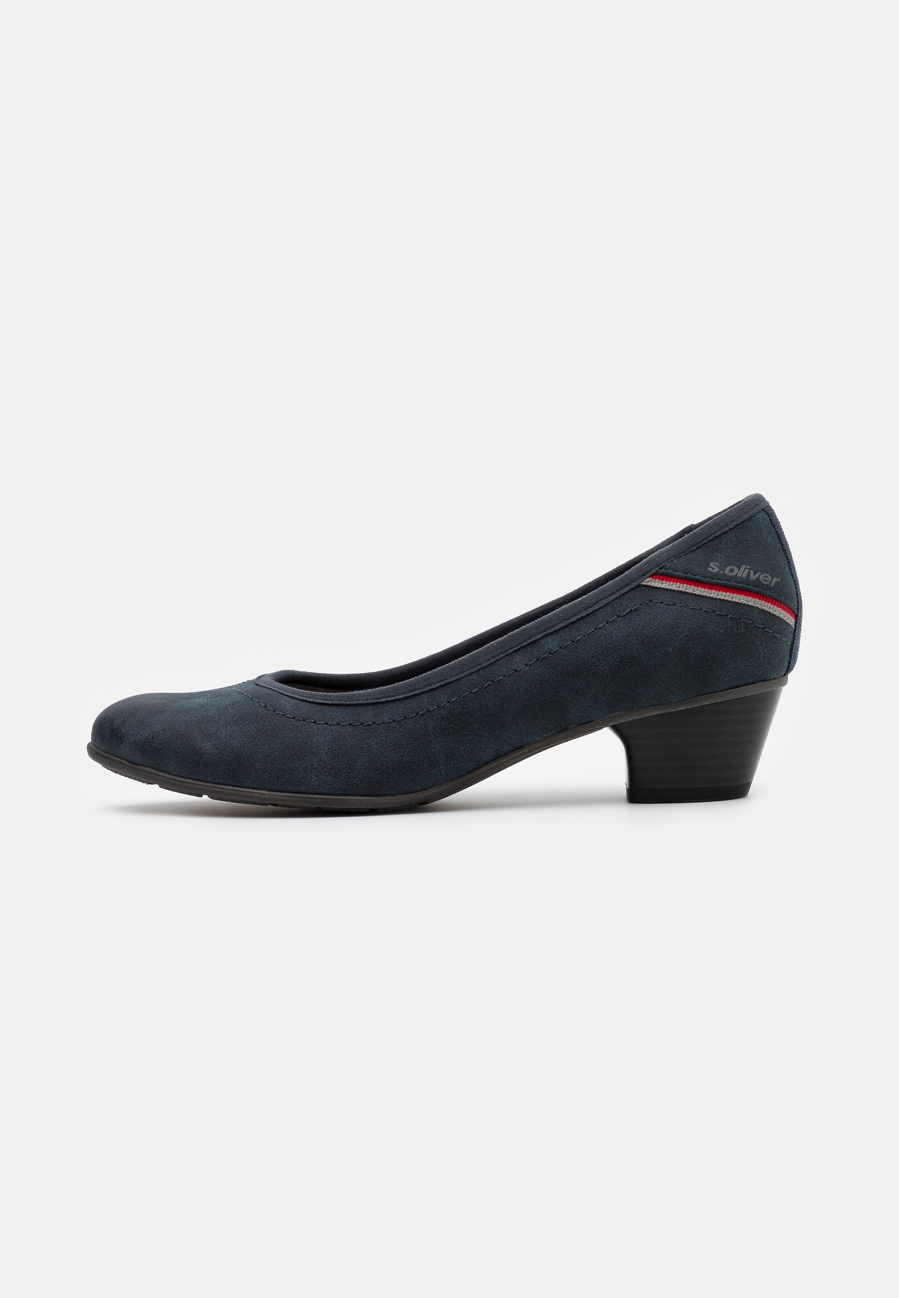 COURT SHOE Pumps navy