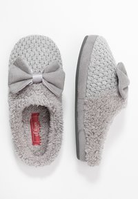 s.Oliver - Slippers - grey - 3