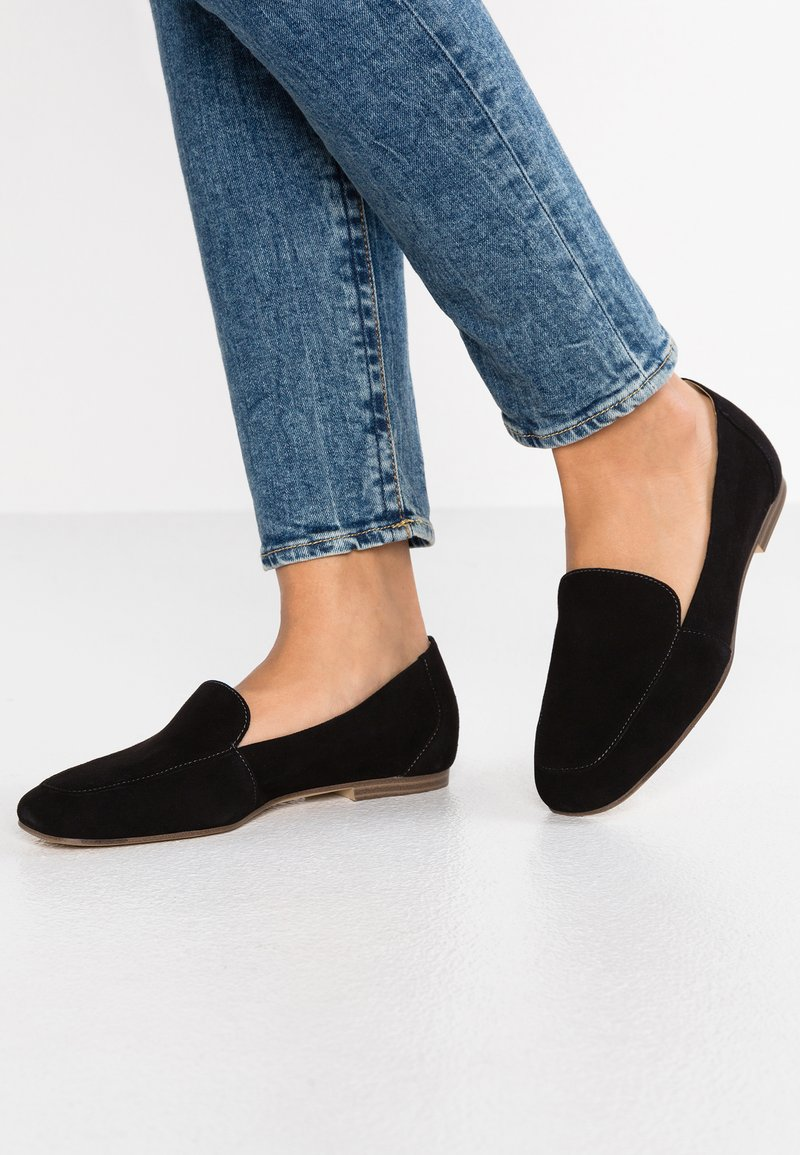 s.Oliver - Slipper - black