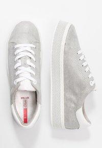 s.Oliver - Sneakers laag - light grey metallic - 3