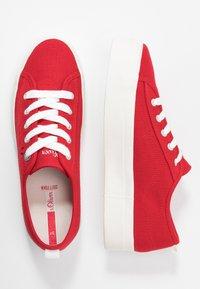 s.Oliver - Tenisky - red - 3
