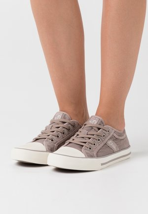 LACE UP - Sneakers - light grey