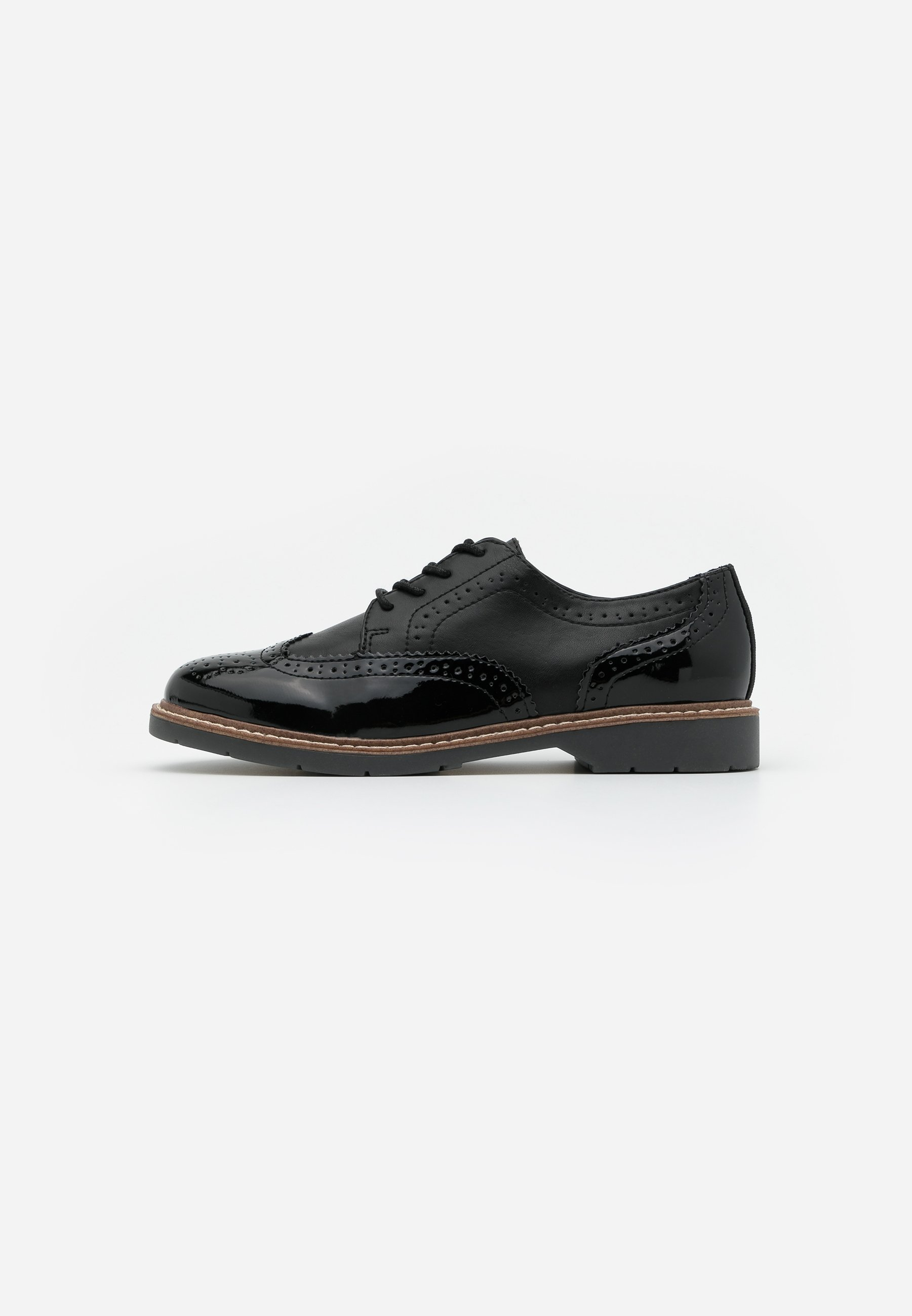 S.oliver Lace Up - Stringate Black t15ia