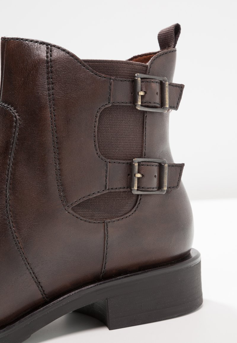 S Label oliver Black Mocca Bottines f76ybYgv