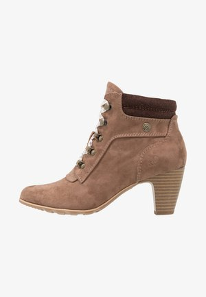 Ankle Boot - pepper