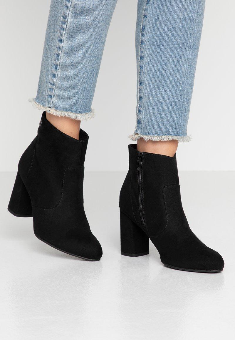 s.Oliver - Ankle boots - black