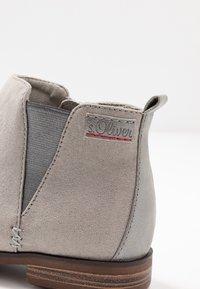 s.Oliver - Kotníková obuv - grey - 2