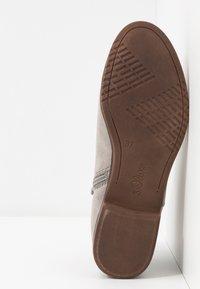 s.Oliver - Kotníková obuv - grey - 6