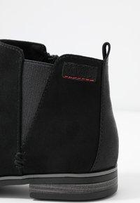 s.Oliver - Kotníková obuv - black - 2
