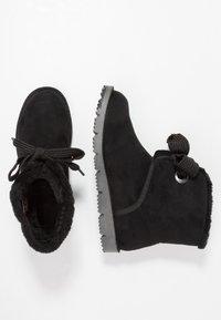 s.Oliver - Kotníkové boty - black - 3