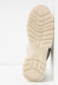 s.Oliver - Ankle boots - light grey - 6