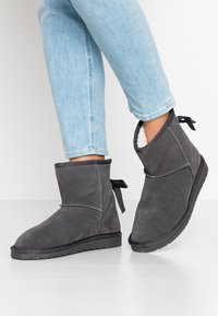 s.Oliver - Bottines - graphite - 0