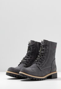 s.Oliver - Winter boots - grey - 4