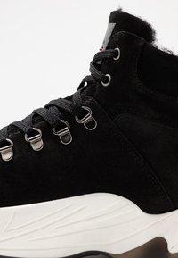s.Oliver - BOOTS - Ankelboots - black - 2