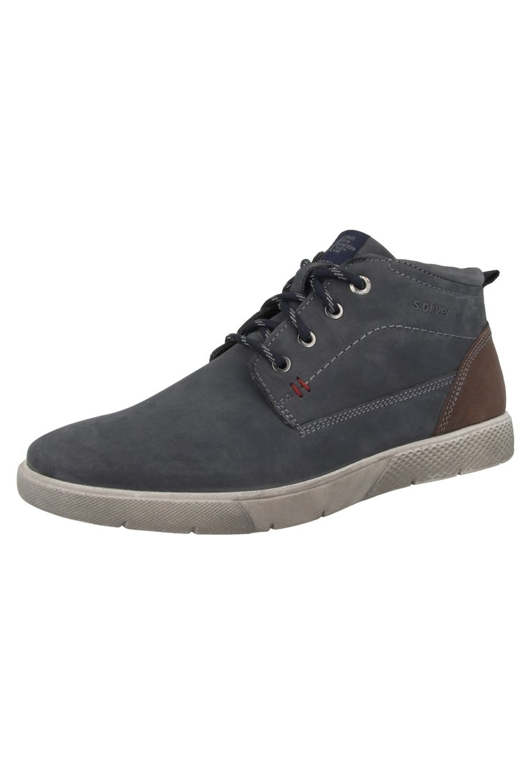 s.Oliver Chaussures à lacets - navy navy