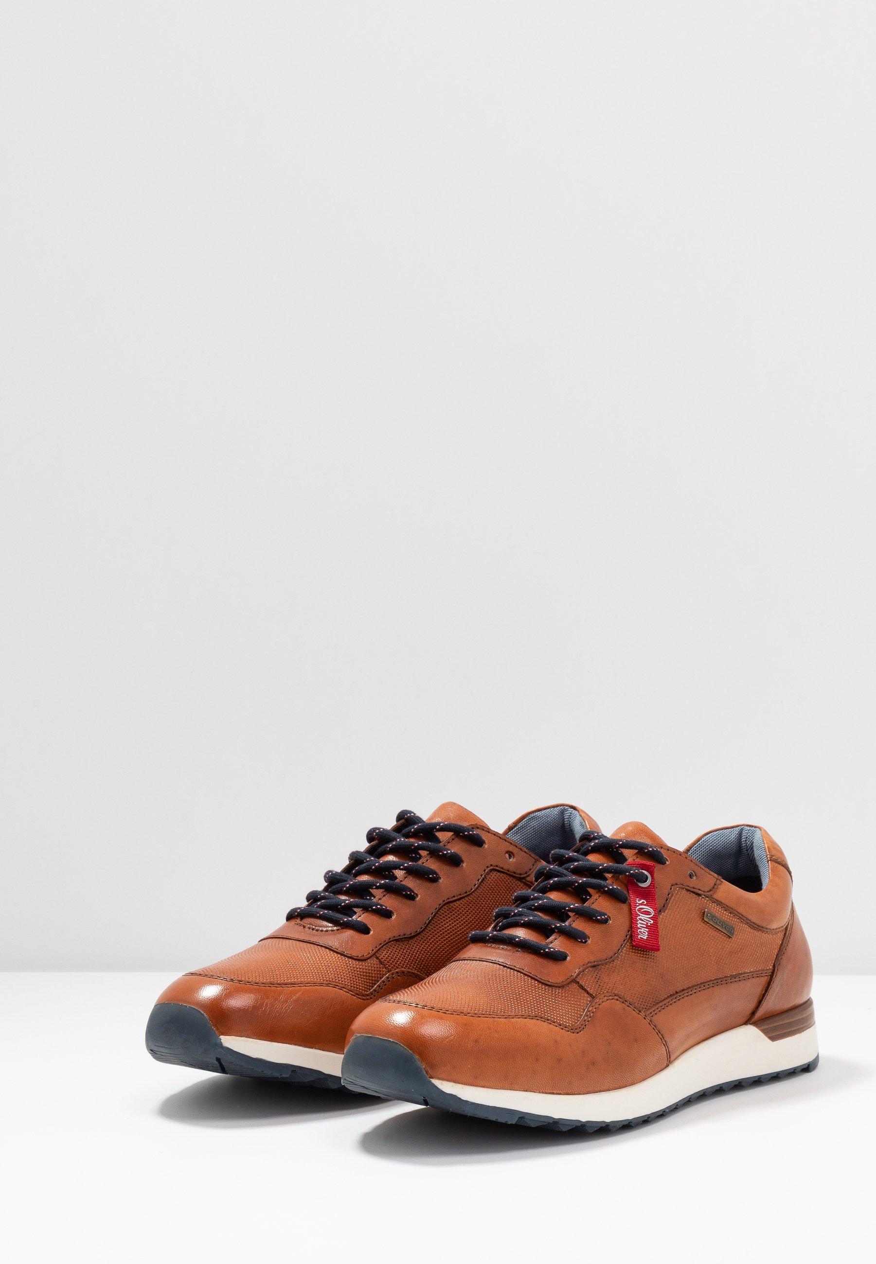 S.oliver Baskets Basses - Cognac