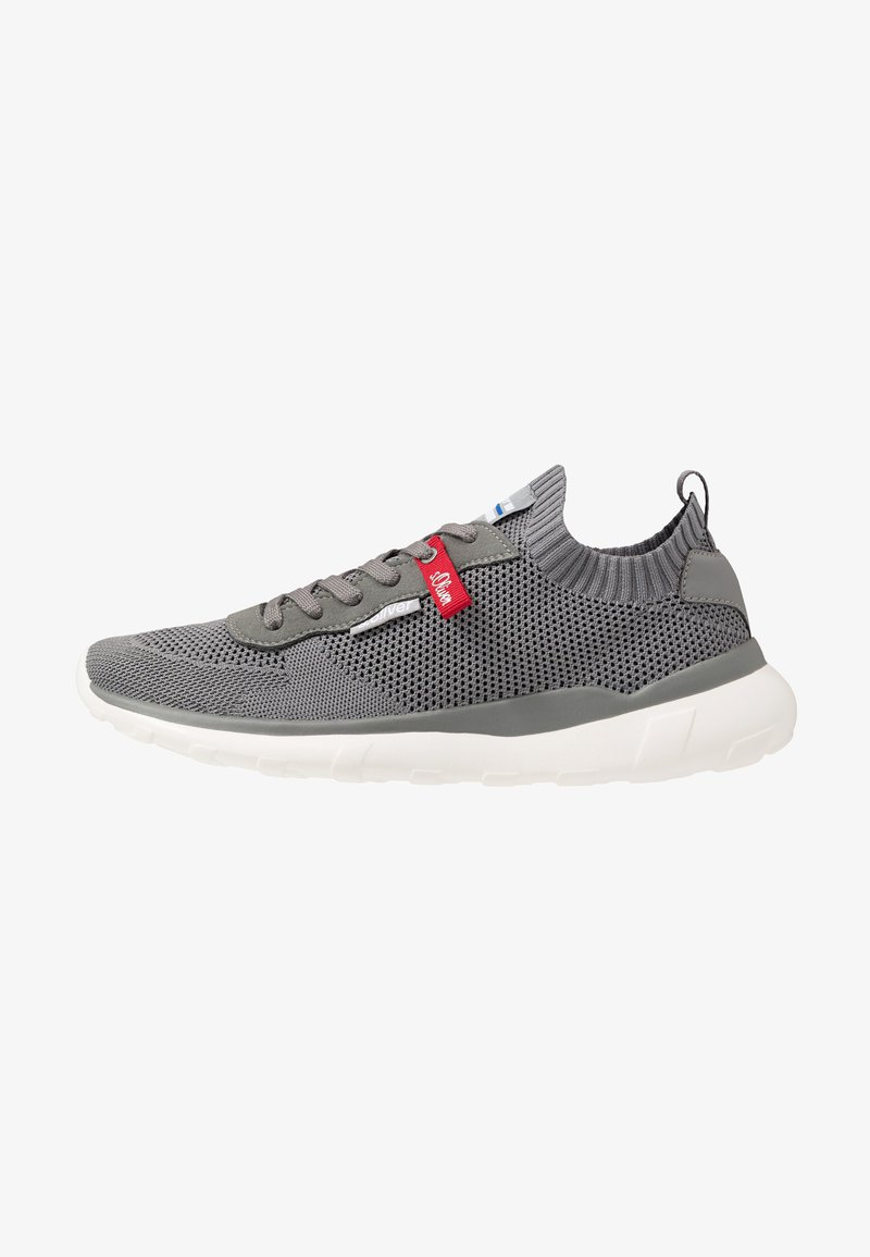 s.Oliver - Sneakersy niskie - grey