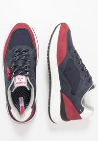 s.Oliver - Trainers - navy/red - 1