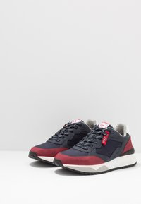 s.Oliver - Trainers - navy/red - 2