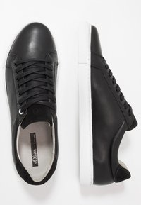 s.Oliver - Sneakers - black - 1