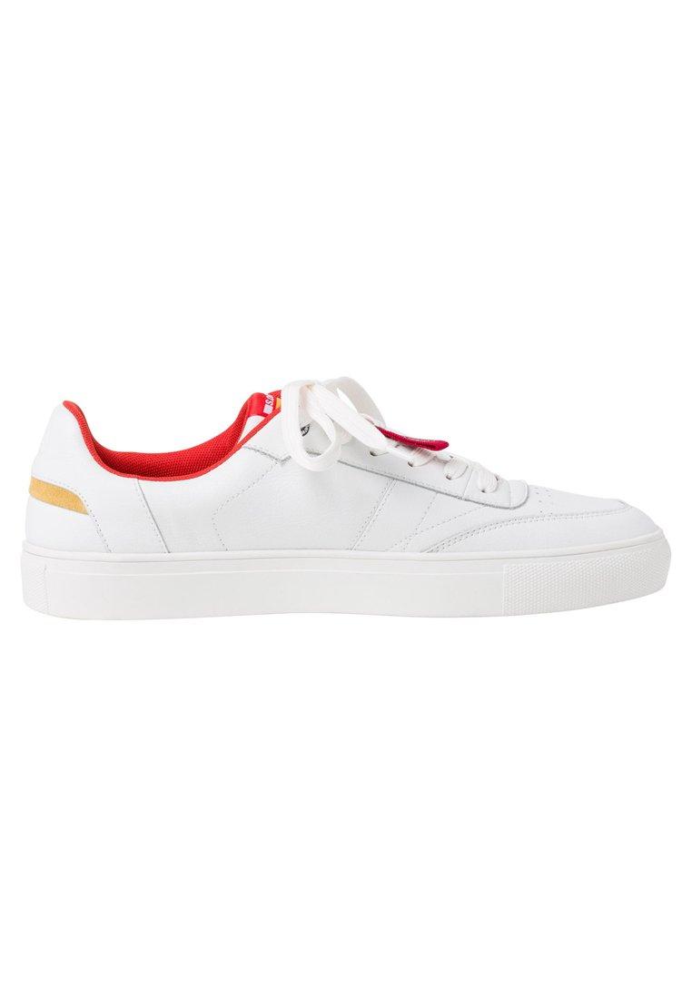 S.oliver Sneakers - White/orange