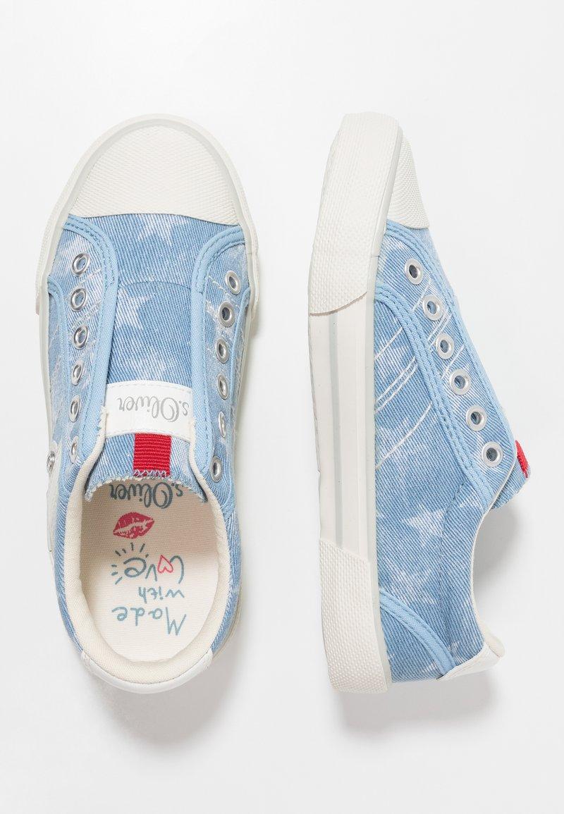 s.Oliver - Slipper - jeans