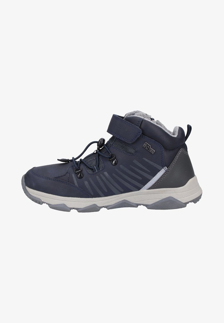 s.Oliver - Sneakers high - navy