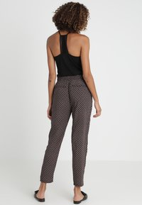 s.Oliver - Trousers - black - 2