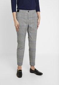 s.Oliver - Chinos - silver grey - 0