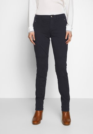 LANG - Pantalon classique - navy