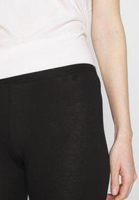 s.Oliver - Leggings - Trousers - black - 4