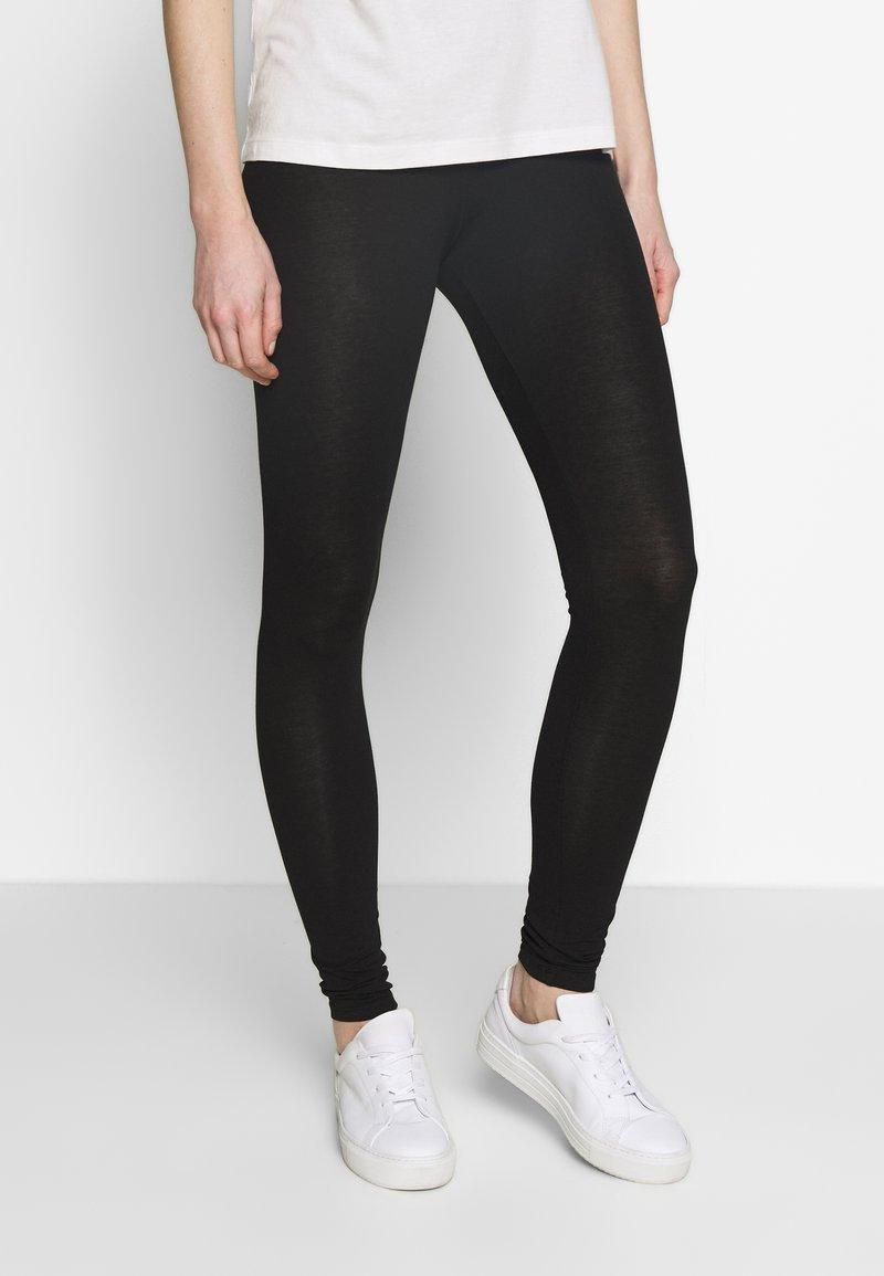 s.Oliver - Leggings - Trousers - black