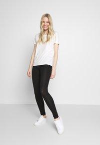 s.Oliver - Leggings - Trousers - black - 1