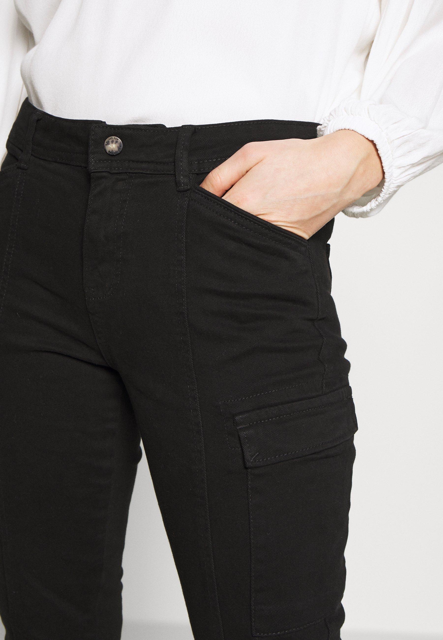 S.oliver Pantalon Classique - Black