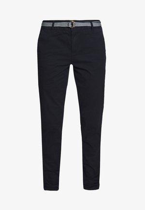 LANG - Pantalones chinos - navy