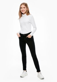 s.Oliver - Jeans Skinny Fit - black - 1