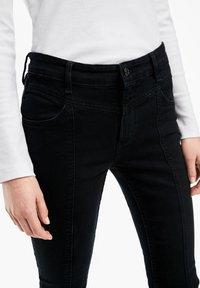 s.Oliver - Jeans Skinny Fit - black - 4