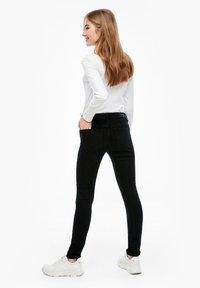s.Oliver - Jeans Skinny Fit - black - 2