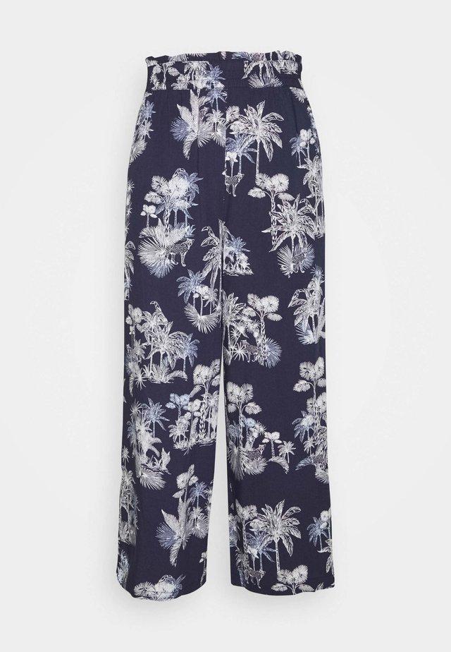 Pantalon classique - eclipse blue