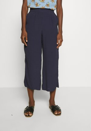 7/8 - Trousers - blue