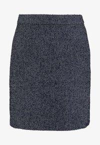 s.Oliver - Pencil skirt - blue - 3