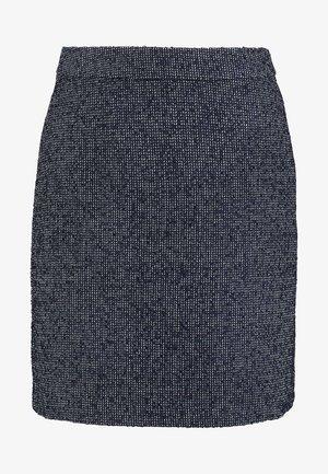 Pouzdrová sukně - blue