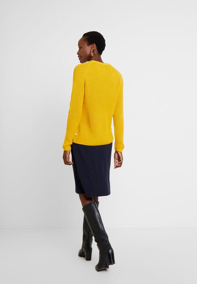 KURZ - A-line skirt - navy