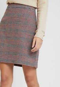 s.Oliver - Mini skirt - sand - 4