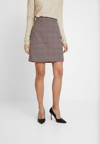 s.Oliver - Mini skirt - sand - 0