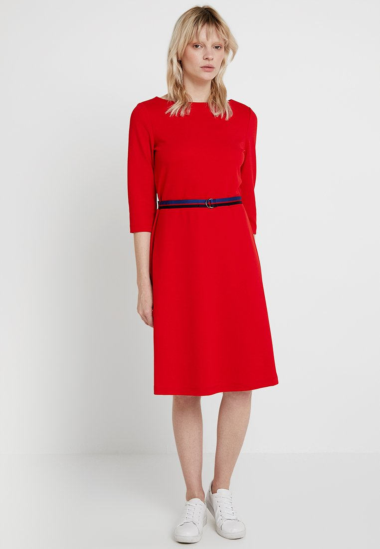 s.Oliver - Jersey dress - red